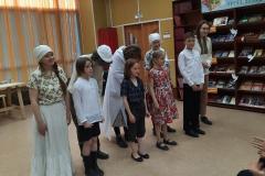 Спектакль «Доля» любительского театра «ШАПАЛАХАПТУЙ»