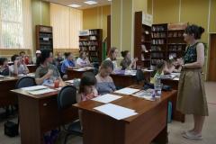 Мастер-класс  Дианы Гаязовой