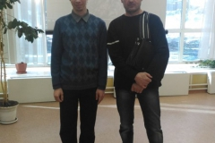 Встреча с писателем Кожуховым Игорем Александровичем
