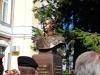 Торжественное открытие бюста М.Кутузова в Новосибирске