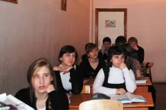 Часы истории в школе № 195