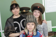 О Новосибирске и новосибирцах: в музее и за чаем