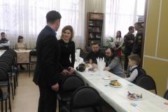 Праздничное открытие клуба молодых поэтов им. Б. А. Богаткова