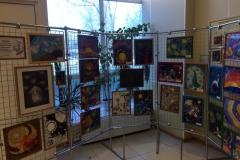 «Выставка творческих работ «Созвездие Гагарина»